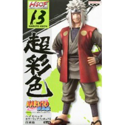 Naruto - High Spec coloring Figure 4 - Jiraya 13