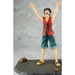 One Piece - Dramatic Showcase 2nd season Vol.1 Monkey D. Luffy