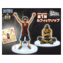 One Piece - Dramatic Showcase 2nd season Vol.1: Rufy e Usopp