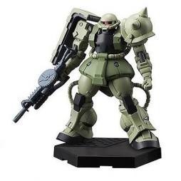 Gundam - Kidou Senshi Gundam - Hybrid Grade - Gashapon Set - MS-06 Zaku II Rifle
