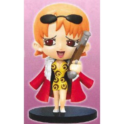 One Piece - Figure Ready-Made Mugiwara - Jingi-Nai Time Vol. 3 - Nami