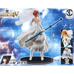 One Piece - Scultures Big Museum 4 vol.2 - Marring Nami