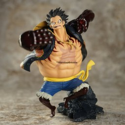One Piece - Scultures Gear Fourth - Monkey D. Luffy