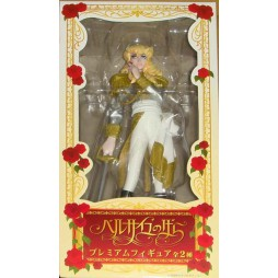 Rose of Versailles - Lady Oscar - Premium Figure by Sega - Oscar (Ver. 2 Grey/Gold Uniform Jacket Ver.)