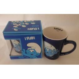 I Puffi - Smurf - Tazza - Mug Cup - Blu