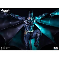 DC Comics - Batman - Arkham Knight - Iron Studios - 1/10 Scale Statue - Batman