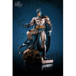 DC Comics - Dc Direct - 1/12 Patina Statue - Batman By Jim Lee