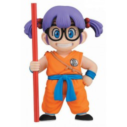 Dragon Ball World - Ichiban Kuji Dragonball Thank You 30th ann. Prize Lot F - Dr.Slup & Arale Chan Arale/Son Gokou - Min