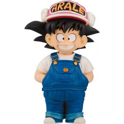 Dragon Ball World - Ichiban Kuji Dragonball Thank You 30th ann. Prize Lot F - Dragon Ball Son Gokou/Arale - Mini Figure