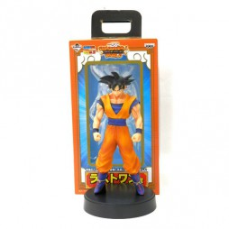 Dragon Ball World - Ichiban Kuji Dragonball Z World Prize Last Prize - Son Gokou - Figure - BANPRESTO