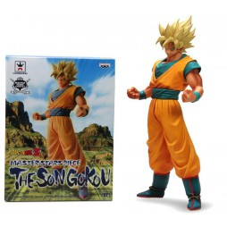 Dragon Ball Z - Master Stars Piece - The Son Gokou Super Saiyan