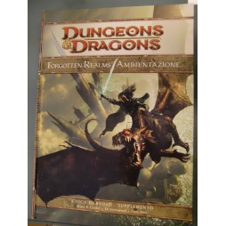 Dungeons & Dragons 4a ed. - Ambientazione Forgotten Realms