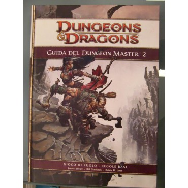 Dungeons & Dragons 4a ed. - Guida del Dungeon Master 2
