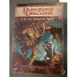 Dungeons & Dragons 4a ed. - Il Re del Regno dei Troll
