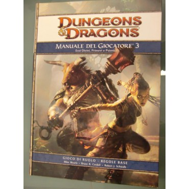 Dungeons & Dragons 4a ed. - Manuale del Giocatore 3