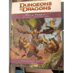 Dungeons & Dragons 4a ed. - Poteri Primevi