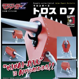Dynamite Action Limited - Mazinger Z - Mazinga Z - Toros D7 - Anime Export Exclusive