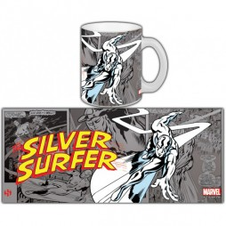 Marvel Comics - Marvel Comics Retro - Tazza - Mug Cup - Silver Surfer Classic - Mug - Tazza - Semic