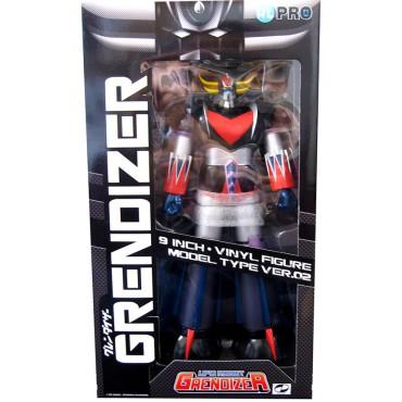 Goldrake - Ufo Robot Grendizer - HL PRO - Vinyl Figure Goldrake - 9 inch Action Figure Model Type Ver.02 - 23 cm