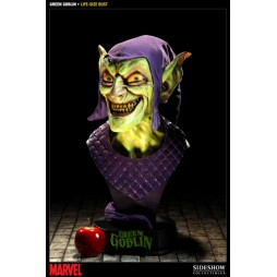 Green Goblin Life Size Bust 1:1
