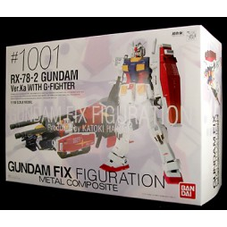 Gundam Fix RX-78 Metal Composite