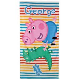 Peppa Pig - George Pig - Asciugamano