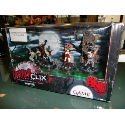 Horror Clix - The Game Of 3-D Monster Combat - Set Base - Wizkids