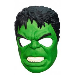 Hulk from Avengers Mask