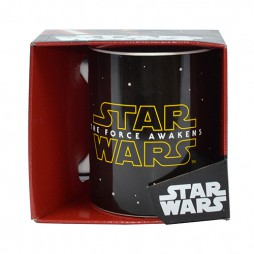Star Wars - Tazza - Mug - Cup - Ep. 7 - TFA The Force Awakens Logo