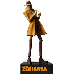 Lupin The 3rd - Lupin III - Ichiban Kuji Statue - Zenigata