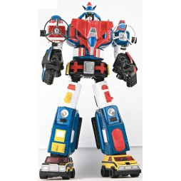 MA-01 Voltron Vehicle Force