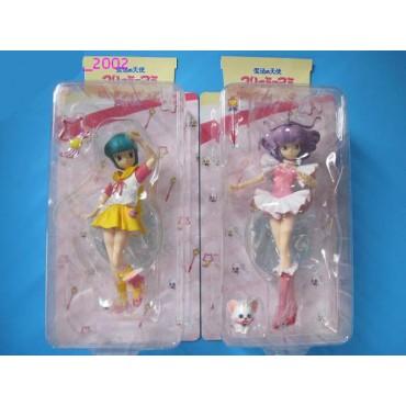 Mahou no Tenshi Creamy Mami - Creamy Big Figure Part 4 - Figure SET