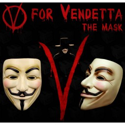 Maschera V for Vendetta