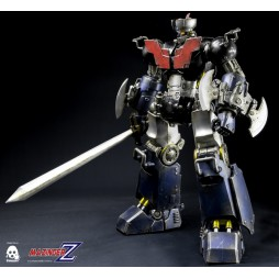 Mazinger Z - Mazinga Z - ThreeZero Steam Punk Version