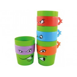 Teenage Mutant Ninja Turtles - Tazza - Mug Cup - Stackable Mugs - Tazze Impilabili - SET
