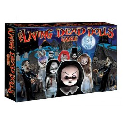 MEZCO - The Living Dead Dolls - Game - Gioco da tavolo - 2003 edition
