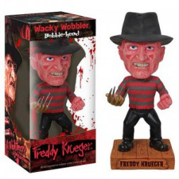 Nightmare Before Christmas - 18 cm Freddy Krueger - Bobble head