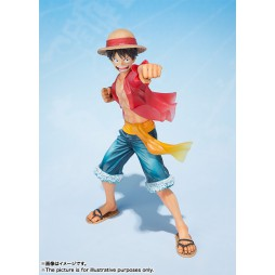 One Piece - Figuarts Zero - New World - Fifth Anniversary ed. -Monkey D. Luffy