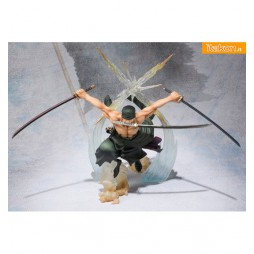 One Piece - Figuarts Zero - New World - Zoro Battle Vers.
