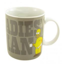 The Simpsons - I Simpson - Tazza - Mug Cup - Homer Ladies' Man