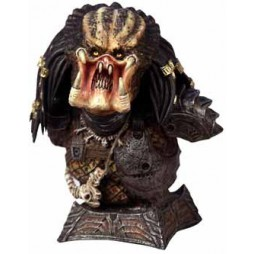Predator - Palisades - Micro Bust - Unmasked Predator - Limited Edition