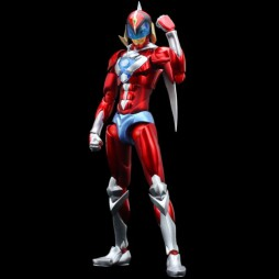 Sentinel - Tatsunoko Heroes - Fighting Gear - Hurricane Polymar Action Figure - LIMITED Metal Color Ver.