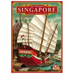 Singapore - Peer Sylvester - White Goblin Games