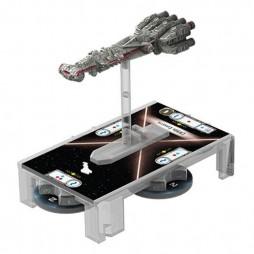 STAR WARS - ARMADA: CORVETTA CORELLIANA CR90 - Pack di espansione per il gioco di miniature Armada contenente una nave R