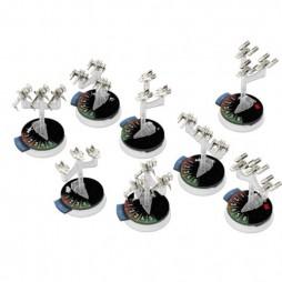 STAR WARS - ARMADA: SQUADRONI DI CACCIA RIBELLI - Pack di espansione per il gioco di miniature Armada contenente gli squ