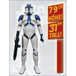 Star Wars - Clone Wars - 501st Legion Trooper Giant Size