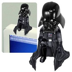 Star Wars - Computer Sitter - Darth Vader- Bobble Head
