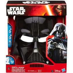 Star Wars - Darth Vader Interactive Mask - Maschera Interattiva Con Suoni Incorporati