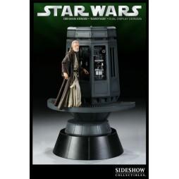 Star Wars - EP. IV A.N.H. - Obi-Wan Kenobi \'Sabotage\' - Dual Display Diorama
