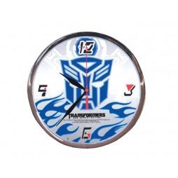 Transformers - Age of Extinction -Wall Clock - Orologio da Muro - Autobot